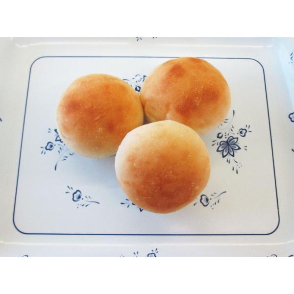 天然酵母の無添加パン あこロール60g(3個入)|naturalbread-akobell