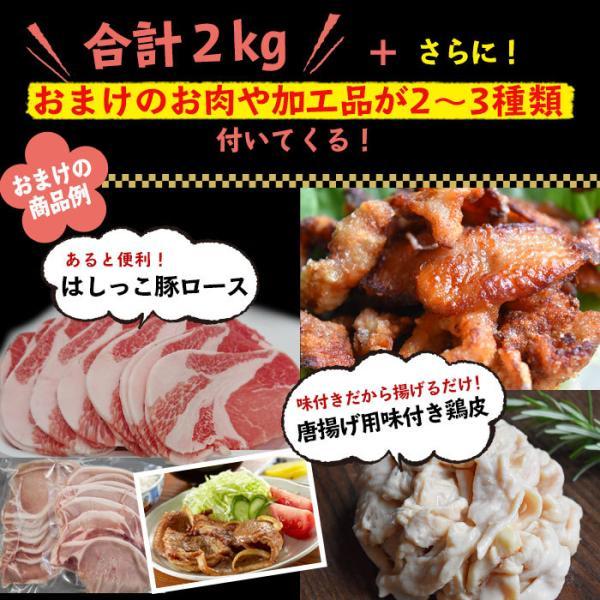 肉 加工品 福袋 中身が見える 7-8種類 3kg (送料無料 訳あり わけあり 福袋02) naturalporklink 08