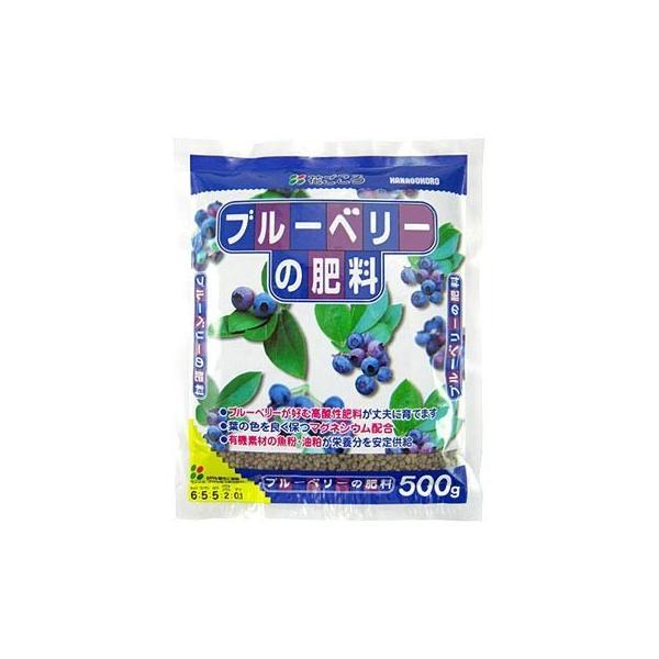 【肥料】ブルーベリーの肥料 500g (郵便配送商品)