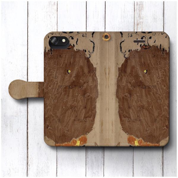 iPhone8Plus ケース iPhone7Plus スマホケース 手帳型 全機種対応 ケース おしゃれ 人気 ケース 絵画 パウル クレー 砂漠の侵略者
