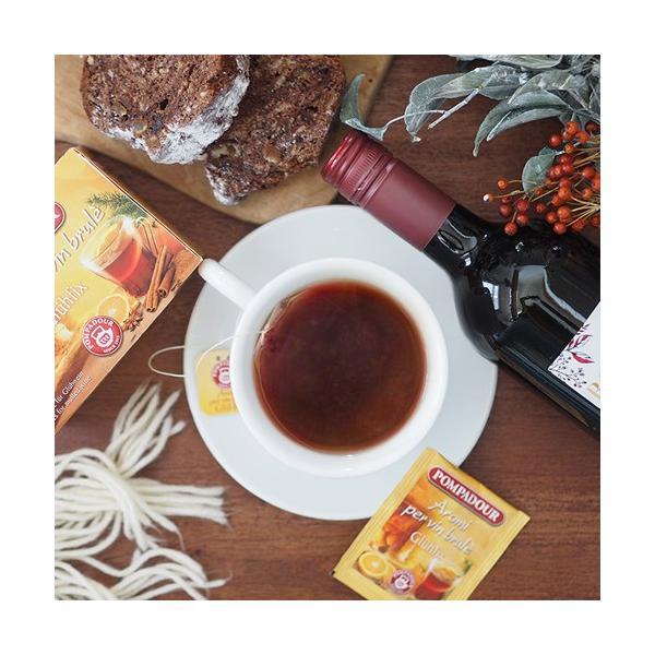 グリュー (ホットワイン用) 15袋入 POMPADOUR(ポンパドール) メール便選択で送料220円可(1個まで) 日本緑茶センター|natures|03
