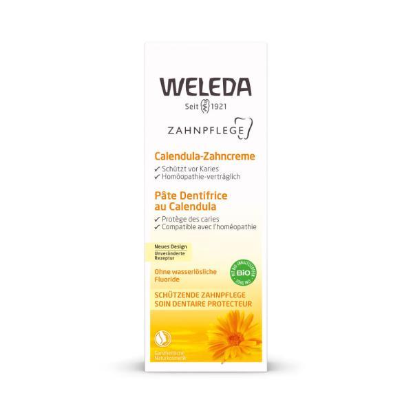 公式 正規品 ヴェレダ WELEDA 歯みがき カレンドラ 75mL 歯磨き粉|naturesway-shop|02