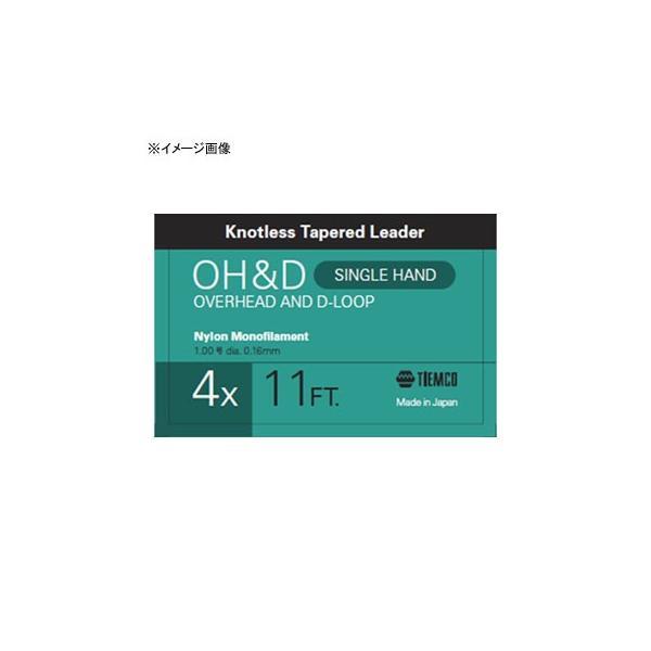 フライライン ティムコ OH&Dリーダー シングル 11フィート 6X