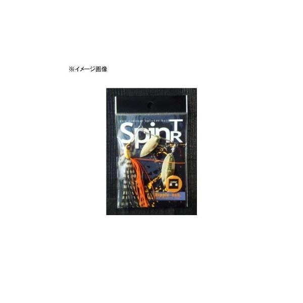 バス釣り用ハードルアー 剣屋 スピナーベイト SPIN-TR 3/8oz SPホワイト
