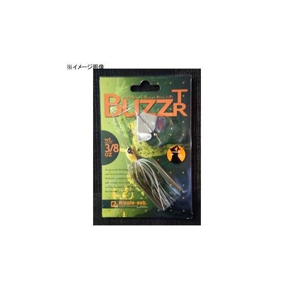 バス釣り用ハードルアー 剣屋 バズ・TR 3/8oz 黒金