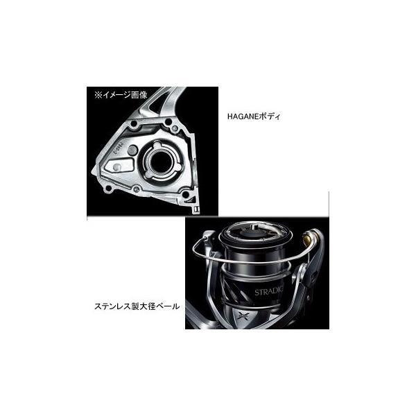 スピニングリール シマノ 15 ストラディック 2500S