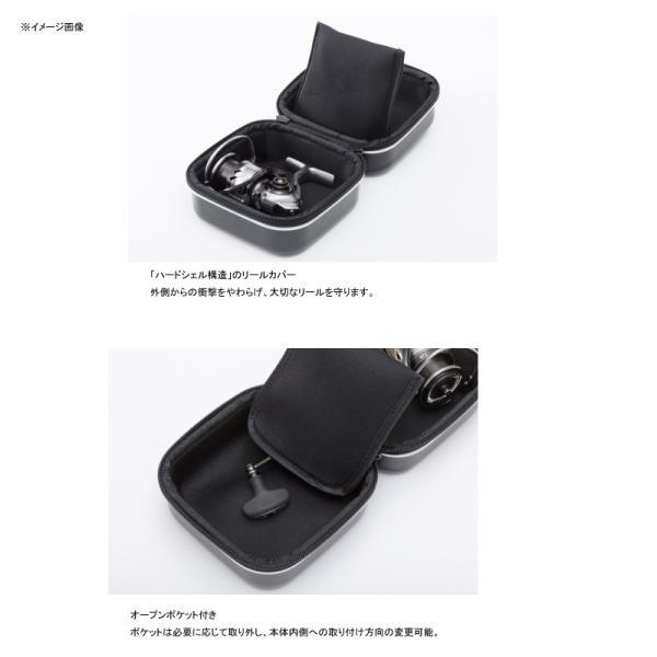 リールケース・リール収納 ダイワ HD リールカバー(A) CV-S ブラック
