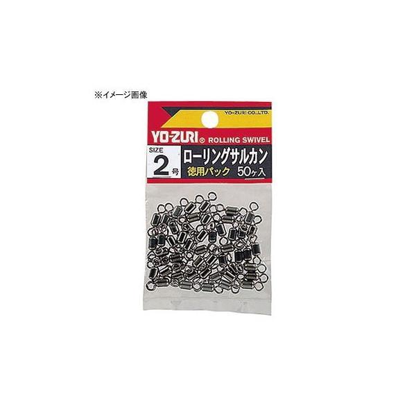フィッシングツール デュエル ローリングサルカン徳用 1号 黒