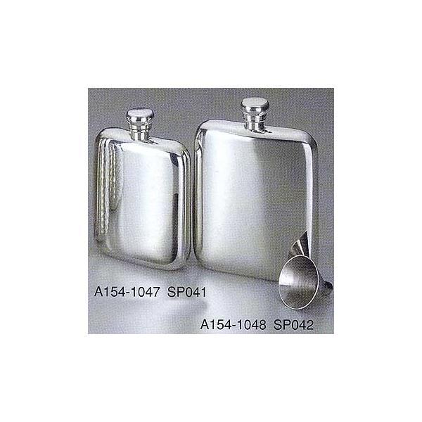 水筒・ボトル・ポリタンク ウィンドミル ピンダーピューターウィスキーボトル 6.0oz クッションプレーン