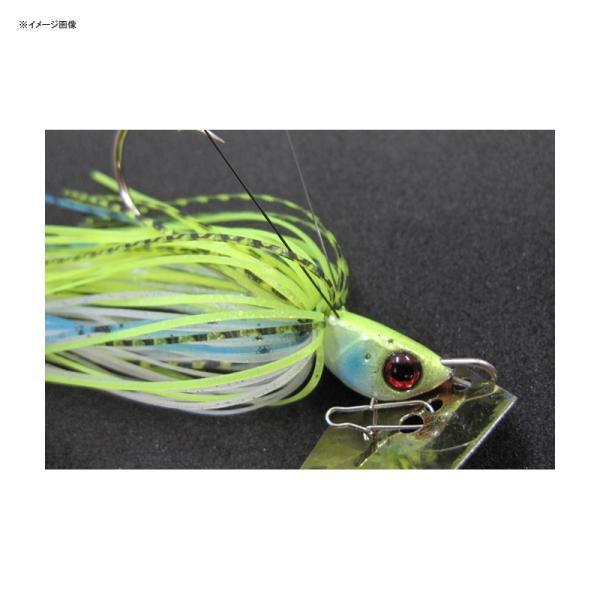 バス釣り用ハードルアー ジャッカル ブレイクブレード 3/16oz グリーンパンプキンペッパー