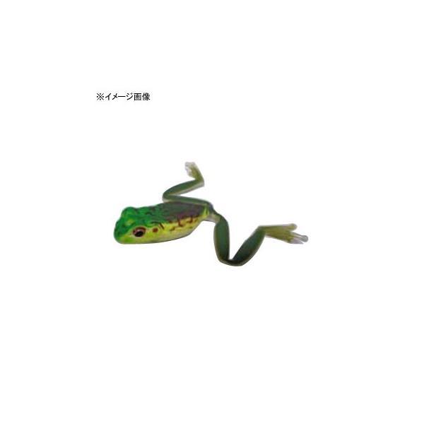 バス釣り用ハードルアー カハラジャパン ダイビング フロッグ用スペアーレッグ #3 ウシガエル