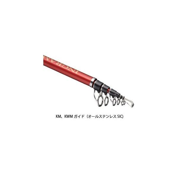 投げ釣り・投げ竿 ニッシン イングラム サーフ 27 4204