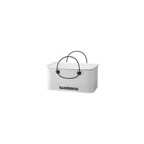 シマノ クーラー用バッカン スノコ付 L ホワイト