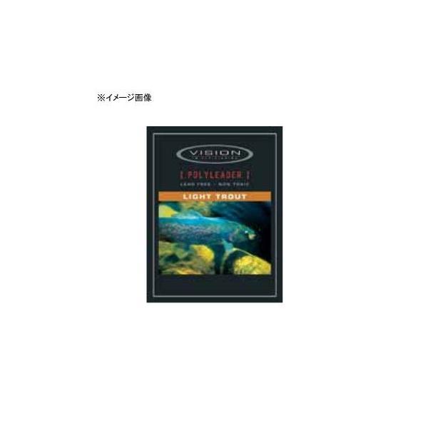 フライライン キャップス ポリリーダー ライト トラウト EX.ファスト シンク 5ft