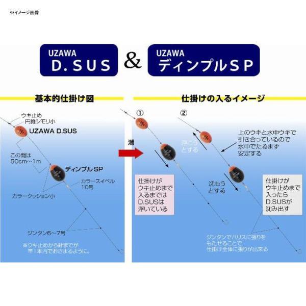キザクラ UZAWA D.SUS セット J3/B イエロー