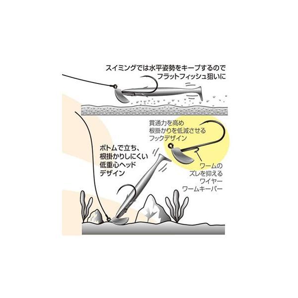 フック・シンカー・オモリ ジャングルジム スリーパー マッチョ 7g
