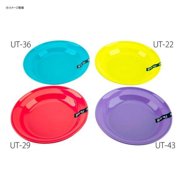 お皿・ランチボックス キャプテンスタッグ ホリデージョイ 抗菌 丸型カレー皿 22cm丸皿 ブルー