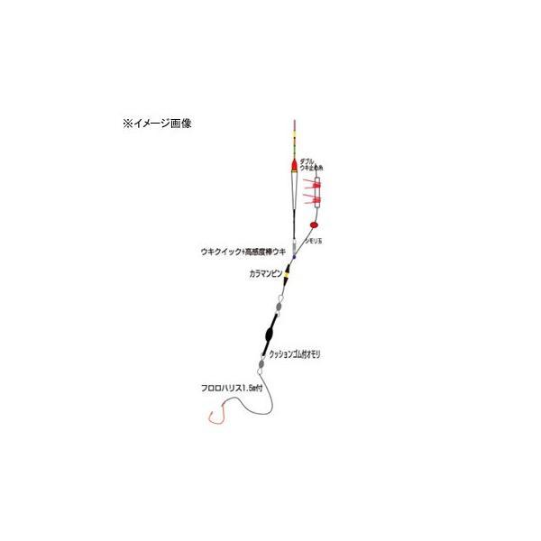 オーナー 海上釣堀セット 喰い渋りマダイ 鈎9/ハリス3