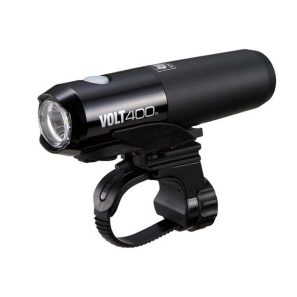 自転車アクセサリー キャットアイ HL-EL461RC VOLT400 充電式LEDライト ブラック