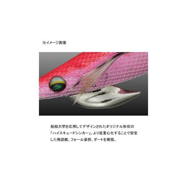 エギング(エギ) ダイワ エメラルダス ダートII 3.5号 スーパーグロー-ピンクスギ