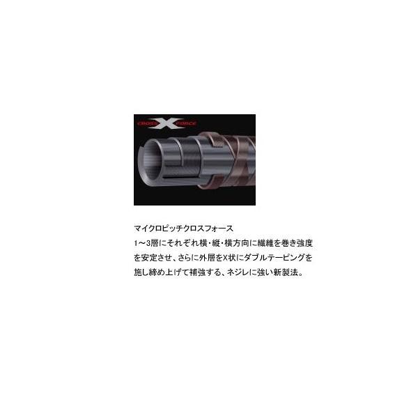 ロックフィッシュロッド メジャークラフト クロステージ メバル CRX-S732UL