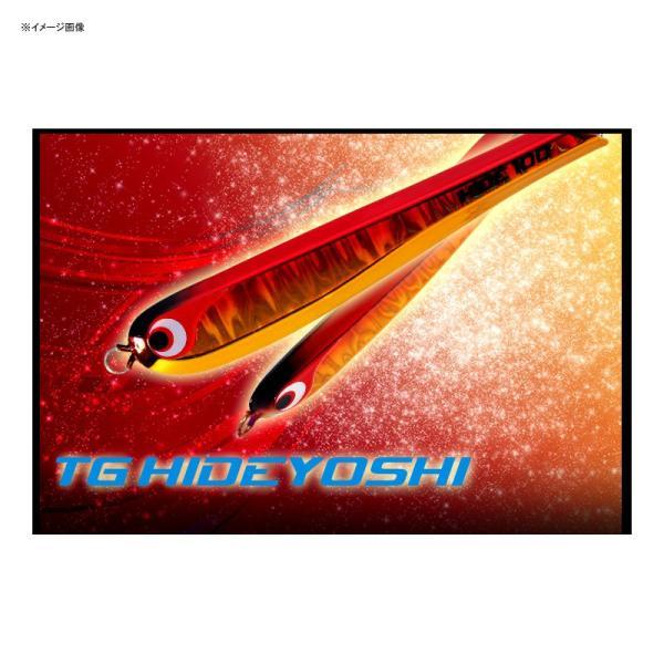 ジギング・タコベイト ボーズレス TG HIDEYOSHI(TG ヒデヨシ) 160g ブルーピンク