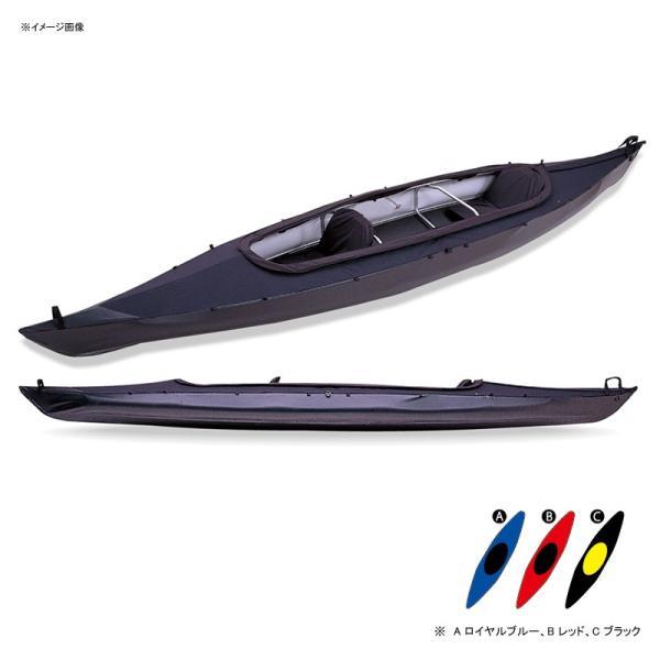ツーリング・シーカヤック フィールフリー SPRING WATER 430 スプリング ウォーター 430 クレジットカード決済のみ ブラック