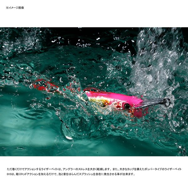 シーバス用ルアー ジャッカル ライザーベイト 015P 150mm マイワシ