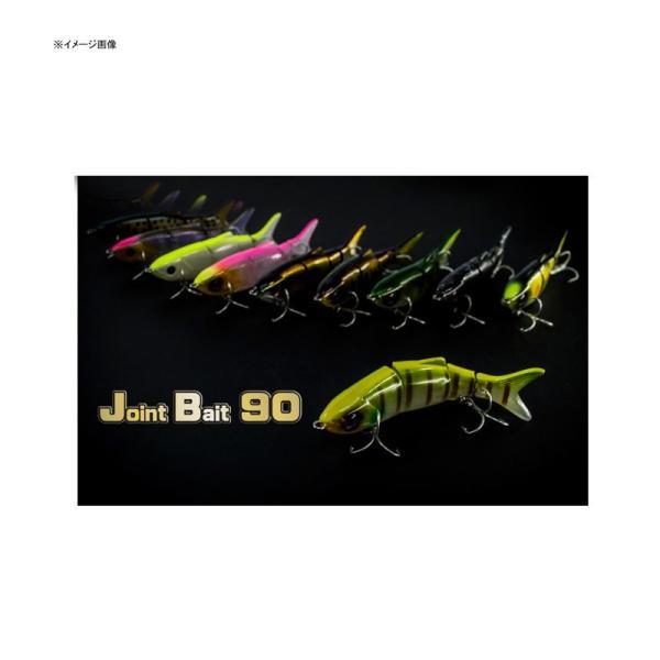バス釣り用ハードルアー バイオベックス Joint Bait(ジョイント ベイト) 90mm #95 マットチャート