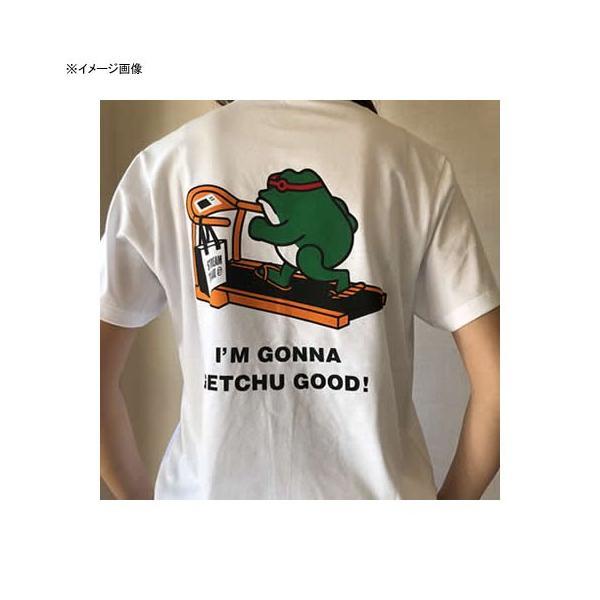 フィッシングウェア ストリームトレイル Running Machine T-Shirts(ランニング マシーン T-シャツ) L