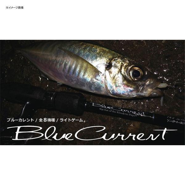 アジングロッド ヤマガブランクス Blue Current(ブルーカレント) 76 Stream