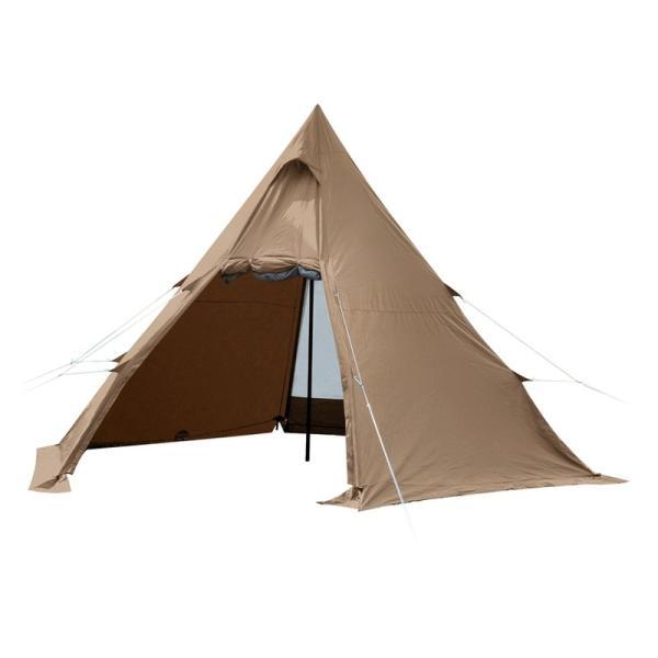 テント TENT FACTORY TCワンポールテント