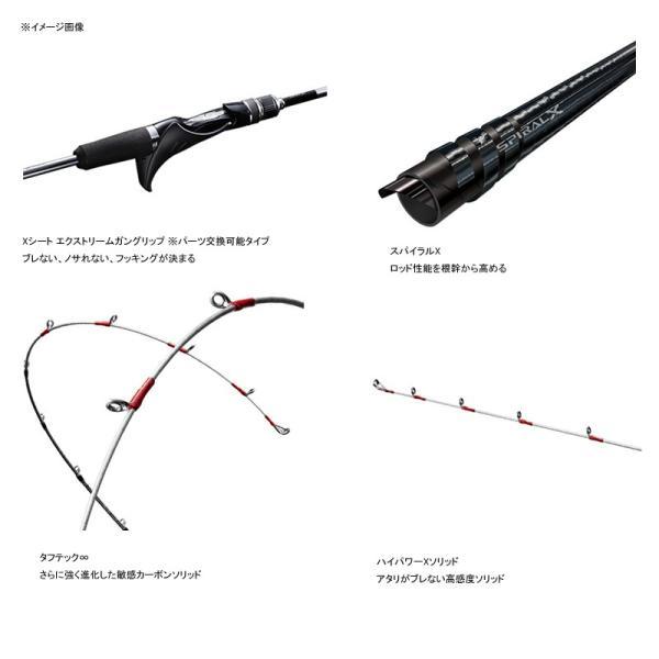 船釣り・船竿 シマノ 19 ライトゲーム CI4+ タイプ73 HH185/R