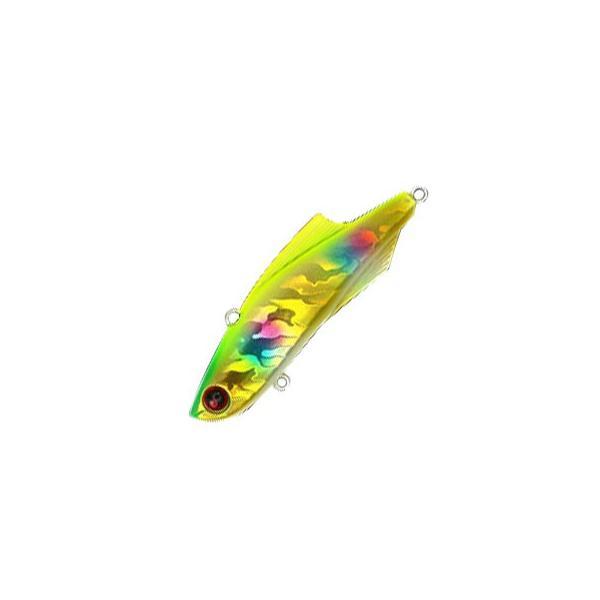 シーバス用ルアー LONGIN KICK BEAT(キックビート) 55mm S027Mg チャートゴールドグローキャンディー
