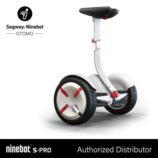 セグウェイ-ナインボット 正規品 S-Pro  クレジットカード決済のみ ホワイト