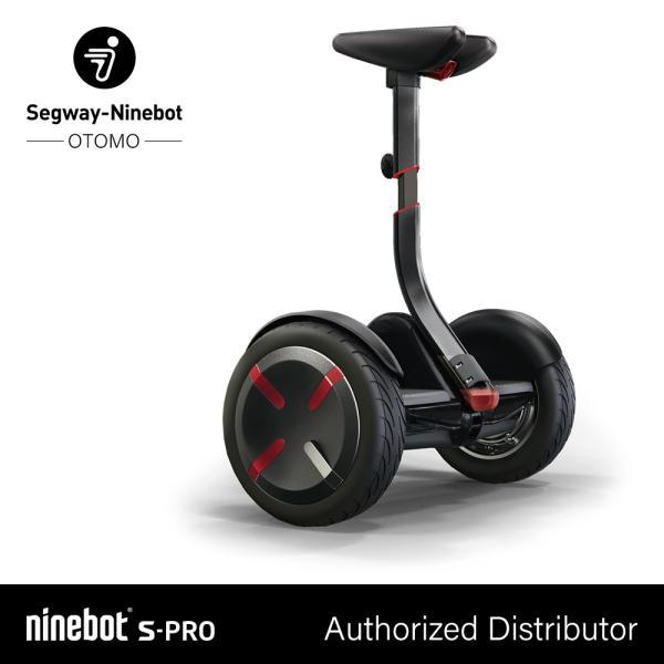 セグウェイ-ナインボット 正規品 S-Pro  クレジットカード決済のみ ブラック