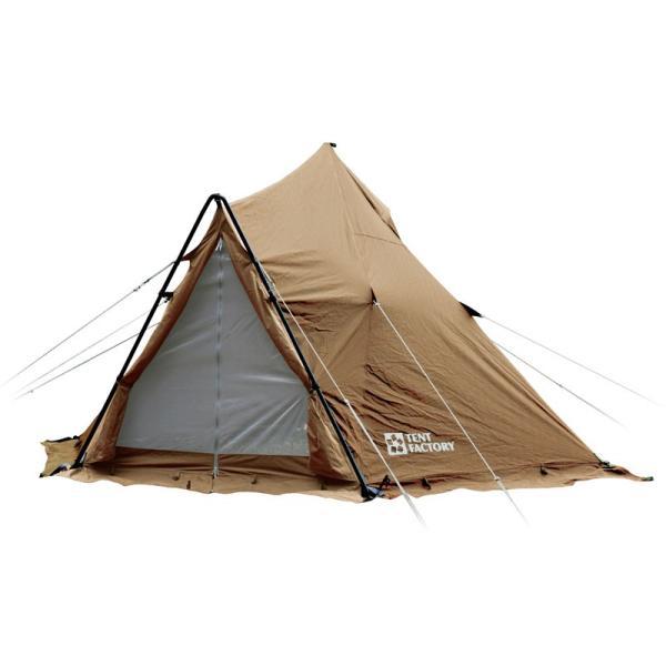 テント TENT FACTORY TCワンポールテント180V DBE