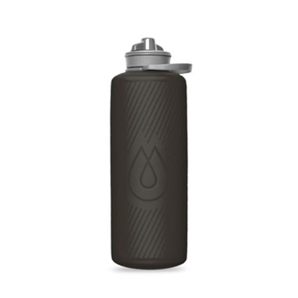 水筒・ボトル・ポリタンク Hydrapak フラックス ボトル 1L マンモスグレー