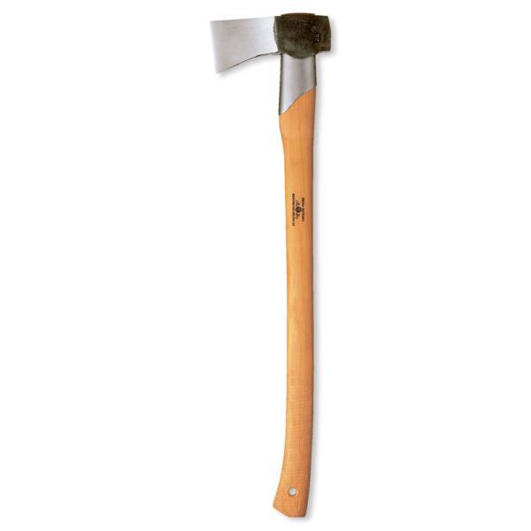 手斧・ノコギリ グレンスフォシュ・ブルーク 大型薪割り 刃渡り75mm ナチュラル