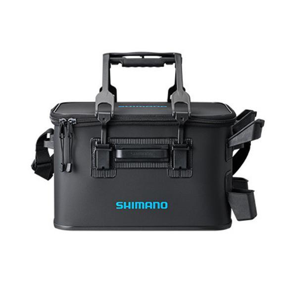 タックルバッグ シマノ BK-021R ロッドレスト タックルバッグ(ハードタイプ) 27L2 ブラック