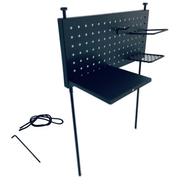アウトドアスタンドONOEPT-4020パンチングサイドテーブル