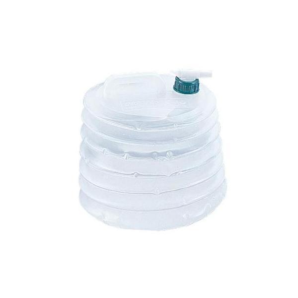 水筒・ボトル・ポリタンク キャプテンスタッグ 抗菌 伸縮ウォータージャグ 10L