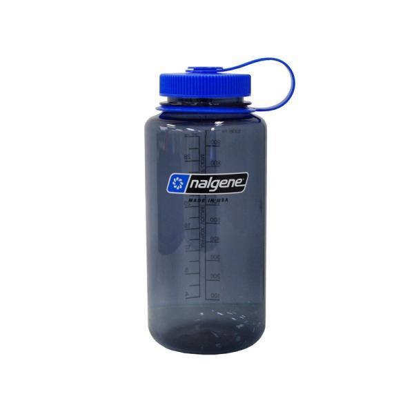 水筒・ボトル・ポリタンク ナルゲン 広口1.0L Tritan グレー