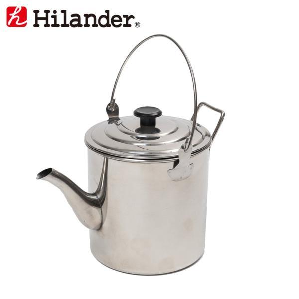 キッチンツールハイランダー焚火ケトル1.8L