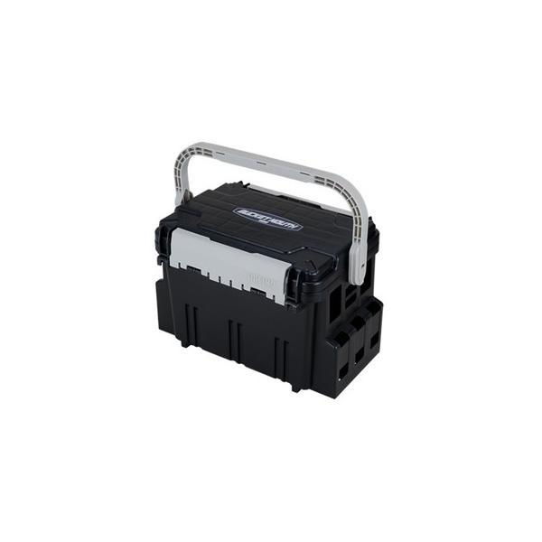 タックルボックス メイホウ バケットマウスBM-5000 20L ブラック