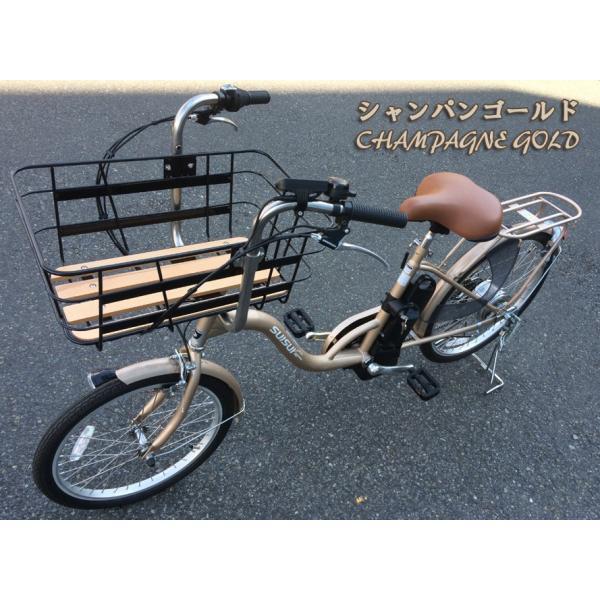 20・24インチビッグバスケット付電動自転車 KH-DCY07_CH|navibank|04