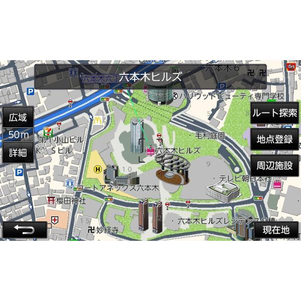 PIXYDA PNM74F/PNM84F専用 全国詳細市街地図SDカード|naviquest-yshop