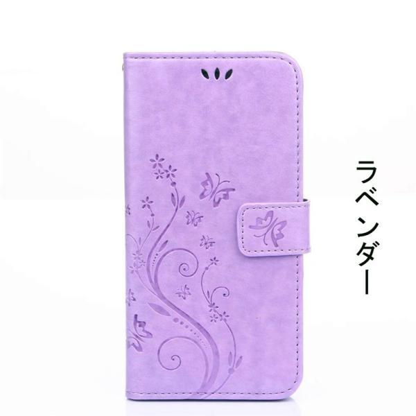 iphone6 iphone6s iphone6 plus iphone6s plusケース 手帳型 アイフォン6ケース 横向き iphone6sケース 花柄 手帳型 iphone6s plusケース|navy-pink|06