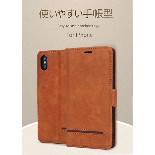 手帳型 ケース iPhone XS Max XR xs ケース88 Plus 7 7 Plus スマホケース  PUレザー 手帳型ケース カード収納 スタンド機能 高級感|navy-pink|02