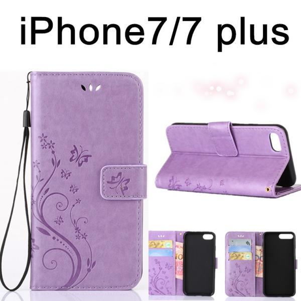 iphone7ケース 手帳型 iphone7 plusケース  iPhone7 PlusケースiPhone7 ケース 合皮レザーiPhone7カバー アイフォン7ケース アイフォン7|navy-pink